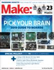 Make: Volume 68 Cover Image