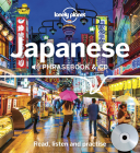 Lonely Planet Japanese Phrasebook and CD Cover Image