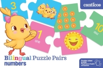 Bilingual Puzzle Pairs: Numbers Cover Image