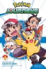 Pokémon Journeys, Vol. 1 Cover Image