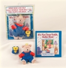 Koko Doll and Divorce Book Package: It's Not Your Fault, Koko Bear Cover Image