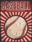 Baseball Scorecard Record Keeping Book: Baseball Score Sheet, Scorekeeper Book, Scorecard Sheets Games Perfect Record Keeping Book for Baseball Teams Cover Image