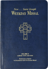 St. Joseph Weekday Missal Large Type Volume II Cover Image