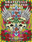 Gratefully Deadicated Pin Art: Coloring Book Cover Image