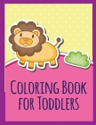 Coloring Book for Toddlers: Christmas Book Coloring Pages with Funny, Easy, and Relax (Baby Animals #13) Cover Image