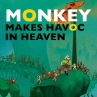 Monkey Makes Havoc in Heaven (Favorite Childrens Cartoons From China) Cover Image