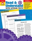 R&u, Stories & Activities Grade 5 (Read & Understand with Leveled Texts) Cover Image