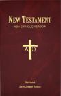 St. Joseph New Catholic Version New Testament: Pocket Edition Cover Image