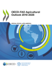 Oecd-Fao Agricultural Outlook 2019-2028 Cover Image