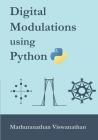 Digital Modulations using Python: (Black & White edition) Cover Image