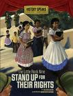 The Little Rock Nine Stand Up for Their Rights Cover Image