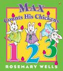 Max Counts His Chickens Cover Image
