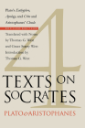 Four Texts on Socrates: Plato's Euthyphro, Apology, and Crito and Aristophanes' Clouds Cover Image