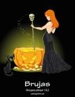 Brujas libro para colorear 1 & 2 Cover Image