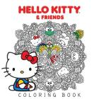Hello Kitty & Friends Coloring Book Cover Image