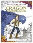 The Official Eragon Coloring Book (The Inheritance Cycle) Cover Image