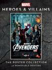 Marvel Heroes and Villains: The Poster Collection (Insights Poster Collections) Cover Image
