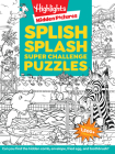 Splish Splash (Highlights Super Challenge Hidden Pictures) Cover Image