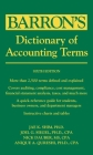Dictionary of Accounting Terms (Barron's Business Dictionaries) Cover Image
