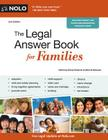 The Legal Answer Book for Families Cover Image