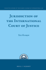 Jurisdiction of the International Court of Justice Cover Image