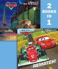 Rematch!/Mater in Paris (Disney/Pixar Cars) Cover Image