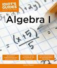 Algebra I (Idiot's Guides) Cover Image