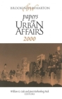Brookings-Wharton Papers on Urban Affairs: 2000 Cover Image