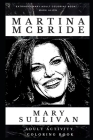Martina McBride Adult Activity Coloring Book Cover Image
