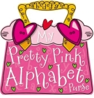 My Pretty Pink Alphabet Purse Cover Image