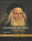 Leonardo da Vinci: Large Print Cover Image