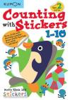 Counting with Stickers 1-10 Cover Image