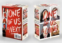 Karen M. McManus 2-Book Box Set: One of Us Is Lying and One of Us Is Next Cover Image
