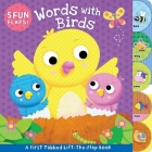 Words with Birds (First Tabbed Board Book) Cover Image