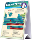 Chemistry Easel Book: A Quickstudy Reference Tool - Core Essentials, Periodic Table, Lab Companion, Equations & Answers Cover Image