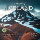 Soul of Iceland 2020 Wall Calendar: Traveling Through the Land of Fire and Ice Cover Image