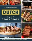 The Unofficial Dutch Oven Cookbook: Healthy & Natural Recipes to Jump-Start Your Day Cover Image