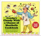 Grandpa's Cloudy With a Chance of Meatballs Cookbook Cover Image