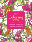 Posh Adult Coloring Book: Pretty Designs for Fun & Relaxation (Posh Coloring Books #2) Cover Image