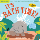 Indestructibles: It's Bath Time!: Chew Proof · Rip Proof · Nontoxic · 100% Washable (Book for Babies, Newborn Books, Safe to Chew) Cover Image