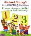 Richard Scarry's Best Counting Book Ever / El Mejor Libro Para Contar de Richard Scarry Cover Image