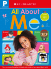 All About Me Workbook: Scholastic Early Learners (Workbook) Cover Image