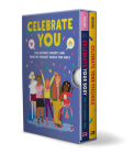 Celebrate You Box Set: The Ultimate Puberty and Positive-Mindset Books for Girls Cover Image