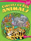 Spark Circles of Fun Animals Coloring Book (Dover Coloring Books) Cover Image