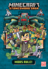 Mobs Rule! (Minecraft Stonesword Saga #2) (A Stepping Stone Book(TM)) Cover Image