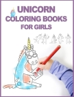 unicorn coloring books for Girls: unicorn coloring books for Girls Cover Image