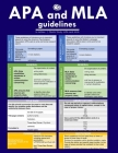 APA + MLA Guidelines in Tables: Quick Study APA and MLA Cover Image