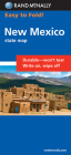 Rand McNally Easy to Fold! New Mexico State Map Cover Image