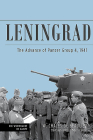 Leningrad: The Advance of Panzer Group 4, 1941 (Die Wehrmacht Im Kampf) Cover Image