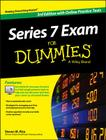 Series 7 Exam for Dummies, with Online Practice Tests Cover Image